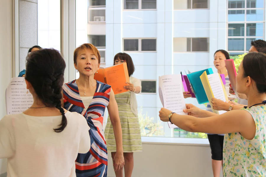東京|第14期言響表現塾 2018年8月開講